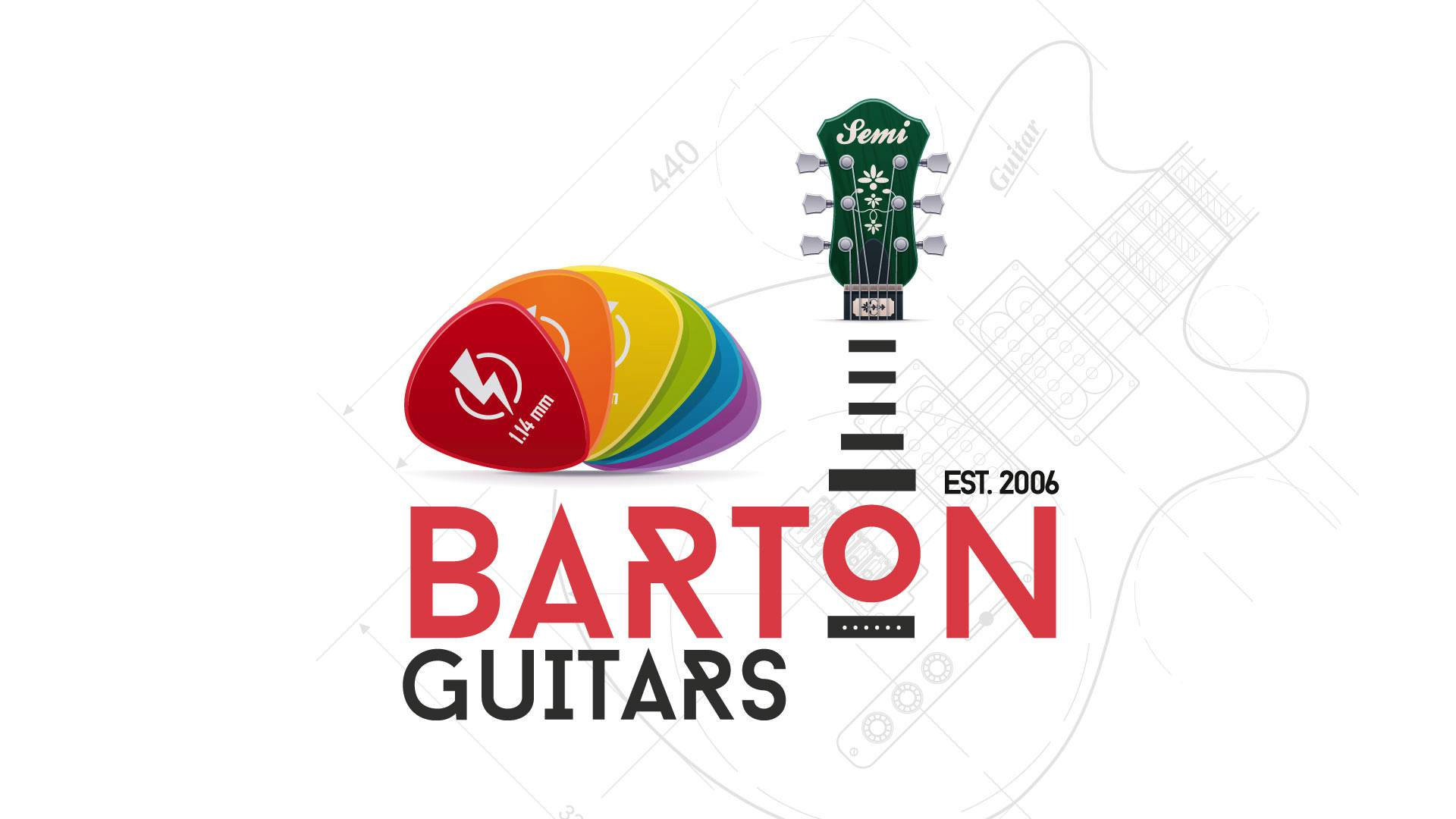 Who are barton guitars